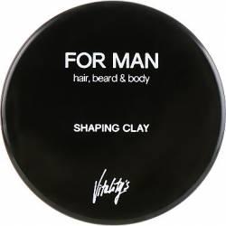 Глина для моделирования  Vitalitys FOR MAN Shaping Clay 75 ml