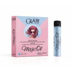 Горячее масло для волос Dott. Solari Glam Magic Oil 4x10 ml