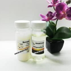 Жидкий ботокс для волос комплект (шампунь+состав) Zap ZTox Liquido 2x100 ml