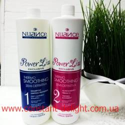Кератин Nuance Power Liss 2x1 L