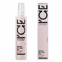 Кератиновый спрей-концентрат для сильно поврежденных волос ICE Professional by Natura Siberica Repair my Hair Bio Keratin Filler 100 ml