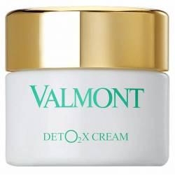 Кислородный Крем-Детокс для Лица Valmont Deto2x Cream 45 ml