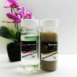 Комплект ботокс (шампунь+состав) Zap ZTox Oleos de macadamia & chia 2x100 ml