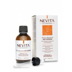 Концентрат эфирных масел для очищения кожи головы Nevitaly Arom Absolute Detodren 50 ml