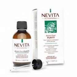 Концентрат эфирных масел против перхоти Nevitaly Arom Peel Purity 50 ml