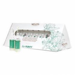 Концентрат эфирных масел против перхоти Nevitaly Syn Purity 8x7 ml