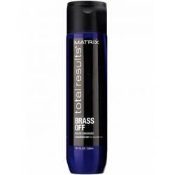 Кондиционер для нейтрализации желтизны волос MATRIX ТR Brass Off 300 ml