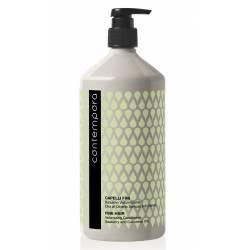 Кондиционер для объема с маслом облепихи и огуречным маслом Contempora Fine Hair Conditioner 1000 ml