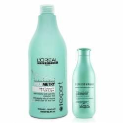 Кондиционер  для обьема тонких волос L'Oreal Professionnel Volumetry Conditioner 200 ml