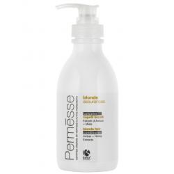 Кондиционер для осветленных волос с экстрактом Янтаря и Мёдом Barex Permesse Blonde Conditioner 250 ml