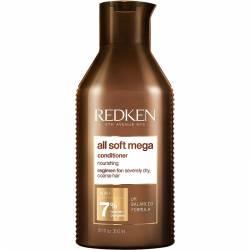 Кондиционер для питания очень сухих волос Redken All Soft Mega Nourishing Conditioner 300 ml