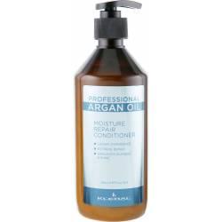 Кондиционер с аргановым маслом Kleral System Argan Oil Professional Moisture Repair Conditioner 500 ml
