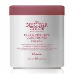 Кондиционер Стойкость Цвета для тонких и нормальных волос Nook The Nectar Color Fine Hair Color Preserve Conditioner 250 ml