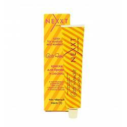 Краска для бровей и ресниц (черная) Nexxt Professional 50 ml