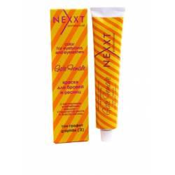 Фарба для брів і вій (графіт) Nexxt Professional 50 ml