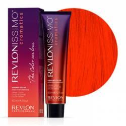Краска для волос красный мандарин REVLON Revlonissimo COLORSMETIQUE Cromatics C46 50 ml