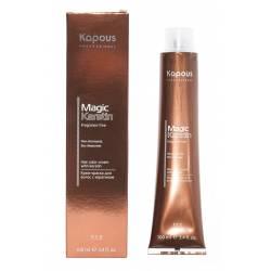 Крем-краска для волос с кератином без аммиака Kapous Magic Keratin 100 ml