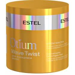 Крем-маска для кучерявых волос Estel OTIUM WAVE TWIST 300 ml