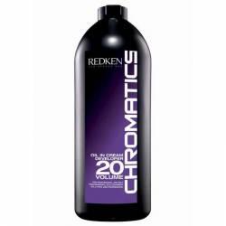 Крем-масло проявитель для красителей Redken Chromatics Oil in Cream Developer Volume 20, 6% 1000 ml