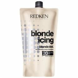 Крем-проявитель Redken Blonde Idol Conditioner Cream Developer 6% 1000 ml