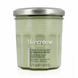 Крем-суфле для тела Липа и Зеленый Чай Blancrème Souffle Body Cream Linden & Green Tea 175 ml