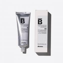 Крем для химического выпрямления жестких волос Davines Protective Relaxing Cream № 2. 125 ml