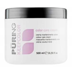 Крем для окрашенных волос Puring Keepcolor Color Care Cream 500 ml