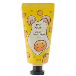 Крем для рук Цитрон Daeng Gi Meo Ri Egg Planet Yuja Hand Cream 30 ml