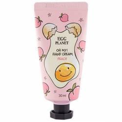 Крем для рук персик Daeng Gi Meo Ri Egg Planet Hand Cream Peach 30 ml