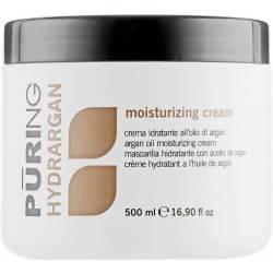 Крем для волос увлажняющий с аргановым маслом Puring Hydrargan Moisturizing Cream 500 ml