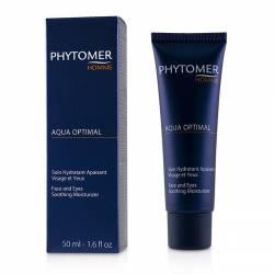 Крем увлажняющий для лица и контура глаз Phytomer Aqua Optimal Soothing Moisturizer Face And Eyes 50 ml