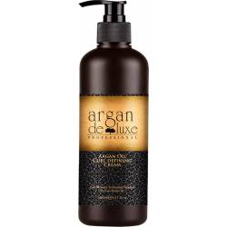 Крем восстанавливающий для завитков с маслом арганы De Luxe Argan Oil Curl Defining Cream 240 ml