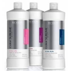 Кремообразный окислитель 4.5 %, 7,5%, 10,5% Revlon Revlonissimo Color Sublime Cream Oil Developer 900 ml