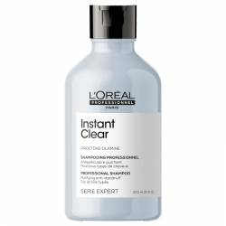 Профессиональный очищающий шампунь против перхоти L'Oreal Professionnel Serie Expert Instant Clear Shampoo 300 ml