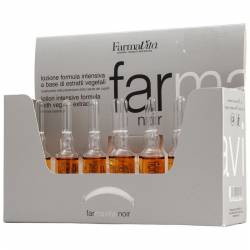 Лосьон для мужчин в ампулах против выпадения волос FarmaVita Noir Lotion 12x8 ml