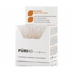 Лосьон реструктурирующий несмываемый Puring Richness Repair Plus Lotion 12x10 ml