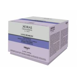 Лосьон в ампулах против выпадения и стимулирования роста волос Dikson LOSS KEIRAS URBAN BARRIER 8x10 ml