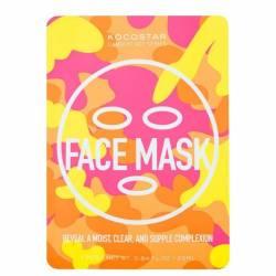 Маска для лица с лифтинг эффектом (1 шт) Kocostar CAMOUFLAGE FACE MASK 1 pc