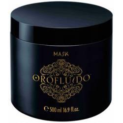 Маска для мягкости и блеска волос Revlon Orofluido Mask 500 ml