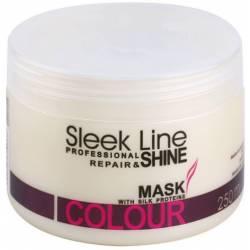 Маска для окрашенных волос Stapiz Sleek Line Colour Mask 250 ml