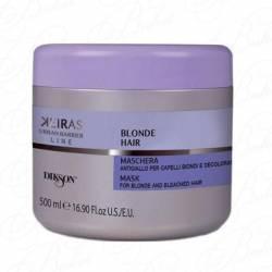 Маска для осветленных волос Dikson BLONDE hair KEIRAS URBAN BARRIER 500 ml