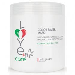 Маска для сохранения цвета волос Dott. Solari Cosmetics Love Me Care Color Saver Mask 1000 ml