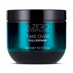 Маска для тонких волос 6. Zero Seipuntozero Take Over Full Expand Mask 300 ml