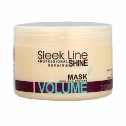 Маска для увеличения объема волос Stapiz Sleek Line Repair Volume Mask 250 ml