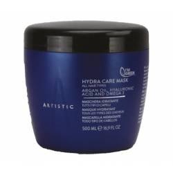 Маска для увлажнения волос Artistic Hair Hydra Care Mask 500 ml