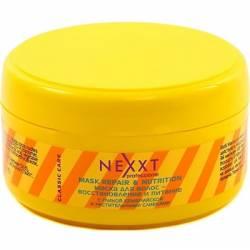 Маска для волос восстановление и питание Nexxt Professional MASK REPAIR AND NUTRITION 200 ml