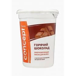 Маска для волос Горячий Шоколад энергизирующая c экстрактом какао Concept 450 ml