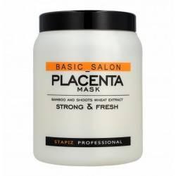 Маска для волос Плацента Stapiz Basic Salon Placenta Mask 1000 ml