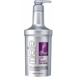 Маска для волос с кератином Mielle Professional Care LPP Keratin Care Mask 1000 ml