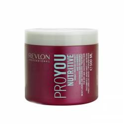 Маска для волос увлажнение и питание Revlon Professional Pro You Nutritive Mask 500 ml